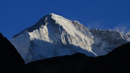 Majestic peak of Cho Oyu