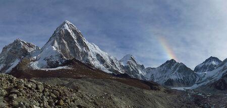 ri: Pumo Ri and Everest Base Camp