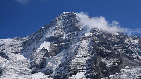 monch: Majestic mountain Monch