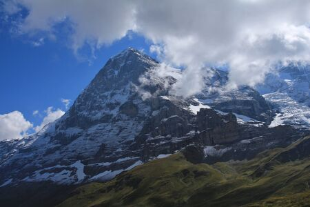 eiger: Famous Eiger North Face