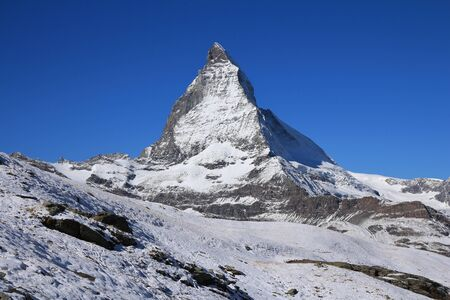 matterhorn: Unique mountain Matterhorn