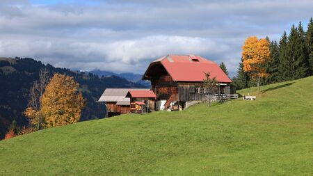 gstaad: Old Swiss chalet near Gstaad