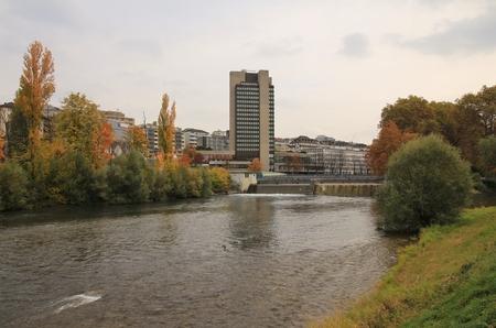 zurich: Autumn day in Zurich