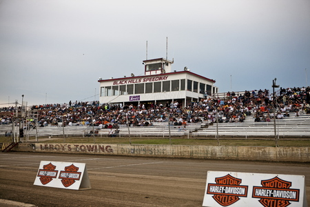 dirt: Dirt Track Oval Racing Motorcycle
