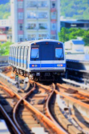 TAIPEI MRT TRAIN  photo