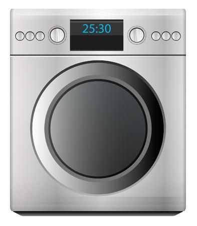 washer: Metal washer Illustration