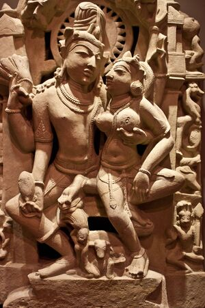 Nort-Central India, XI century A.D., Sandstone