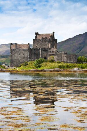 The castle is one of the most photographed monuments in Scotland and a popular venue for weddings and film locations