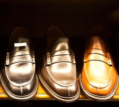 Italian shoes Imagens - 9886708