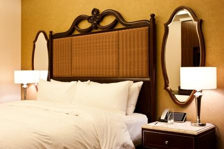 New York, inter of a luxury Hotel Stock Photo - 9886706
