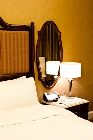 New York, interior of a luxury Hotel Stock Photo - 9886690