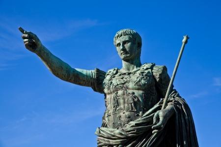 statesman: Gaius Julius Caesar (13 July 100 BC – 15 March 44 BC) was a Roman general and statesman. Useful for leadership concepts.