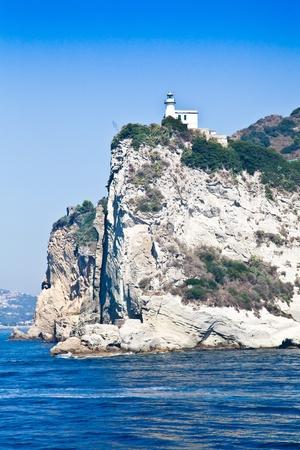 Detail of Golfo di Napoli (Naples Gulf) from Pozzuoli photo