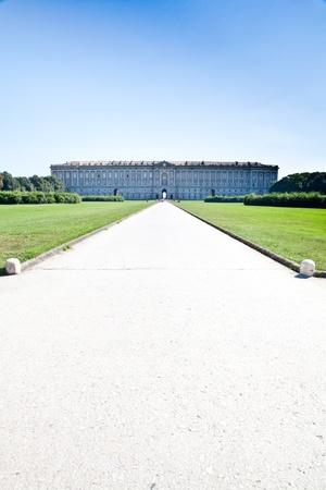 reale: Luxury gardens in Reggia di Caserta (Caserta Royal Palace) - Italy