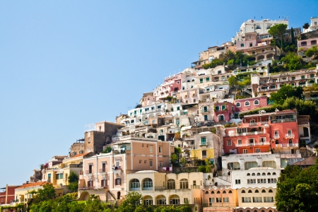 Positano is a village and comune on the Amalfi Coast (Costiera Amalfitana), in Campania, Italy.