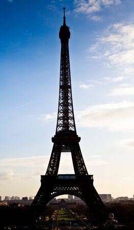 The best place in Paris to have a wonderful view on Eiffel Tower: Trocadero Terrace photo