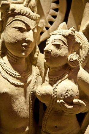North-East India, X Century A.D., Basalt Stock Photo - 14486589
