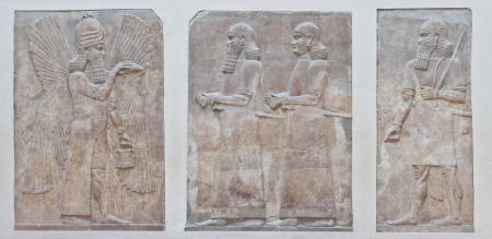 glorify: Dating back to 3500 B C , Mesopotamian art war intended to serve as a way to glorify powerful rulers and their connection to divinity