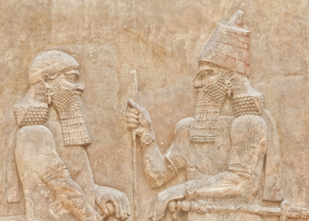 Dating back to 3500 B.C., Mesopotamian art war intended to serve as a way to glorify powerful rulers and their connection to divinity Editorial