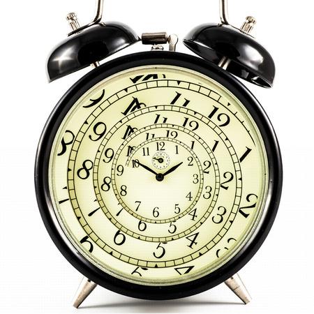 kwadrant: Szczegóły używanego zegara mechanicznego z hipnotycznym ćwiartce, bardzo elastyczna koncepcja Zdjęcie Seryjne