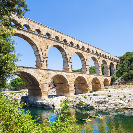 artistic designed: The Roman architects and hydraulic engineers who designed this bridge, created a technical as well as an artistic masterpiece.