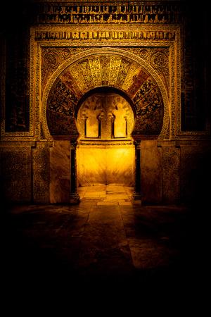 コルドバのモスク大聖堂は、西部のイスラム教の世界の全体の最も重要な記念碑、世界で最も素晴らしい建物の一つです。