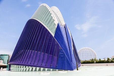 sciences: The City of Arts and Sciences of Valencia, Spain Editorial