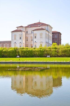 reale: Italy - Reggia di Venaria Reale. Luxury royal palace Editorial