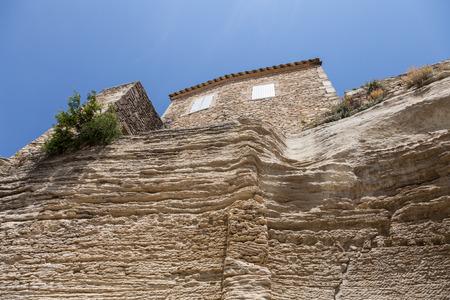 gordes: Gordes Provence France Region. Local architecture detail useful to descibe a lifestyle Editorial