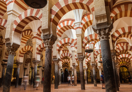 significant: The Mosque-Cathedral of Cordoba is the most significant monument in the whole of the western Moslem World and one of the most amazing buildings in the world.