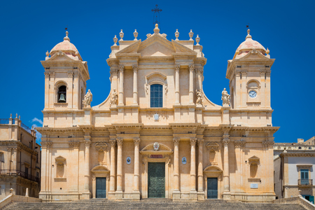The most important baroque cathedral of Sicily, San Nicolò
