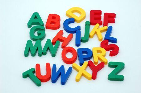 alfabet character