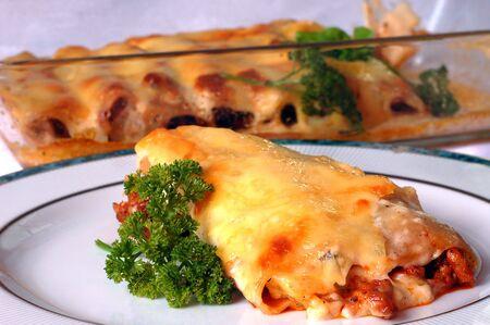 Cannelloni - italian food
