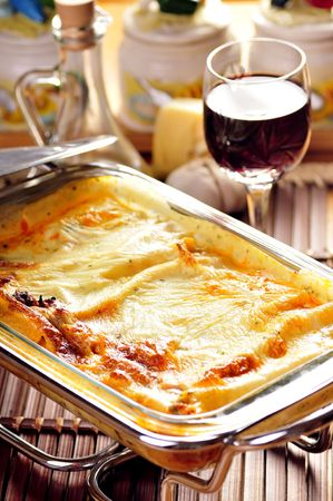 cannelloni 免版税图像 - 3018015