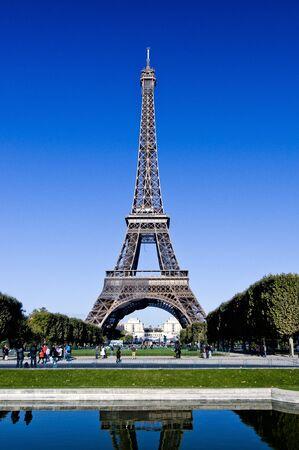 Eiffel Tower, symbol of Paris photo