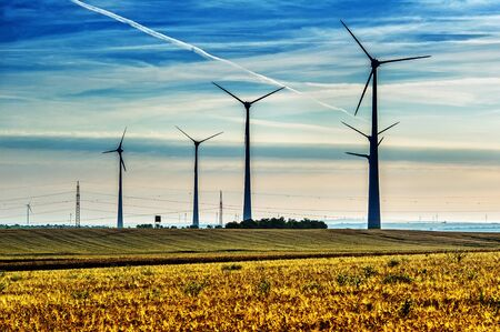 energy sources: Wind Turbines - renewable energy sources