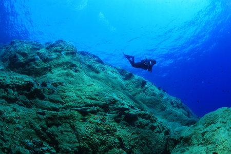 ダイビング ギリシャ