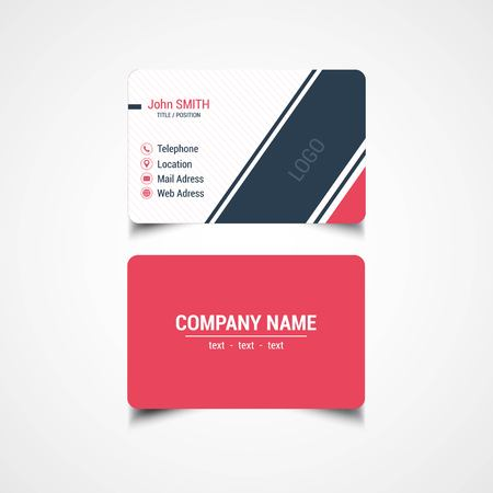 Round corner business card template vector illustration royalty round corner business card template vector illustration stock vector 85343654 fbccfo Image collections