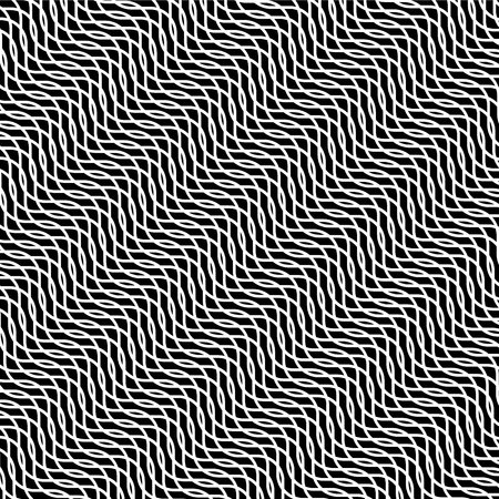 Black and white hypnotic illusion background, vector, illustration, eps file Stockfoto - 127343542