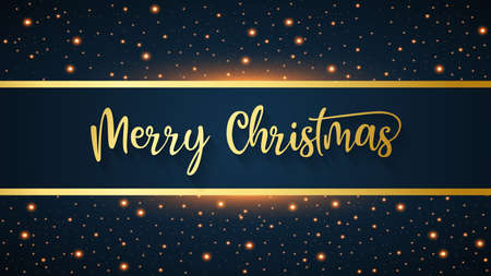 Merry christmas background, Happy new year 2021 Background, vector, illustration, eps file Stock Illustratie