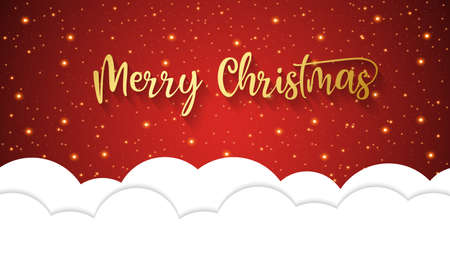 Merry christmas background, Happy new year 2021 Background, vector, illustration