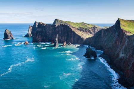 East coast of Madeira island ? Ponta de Sao Lourenco photo
