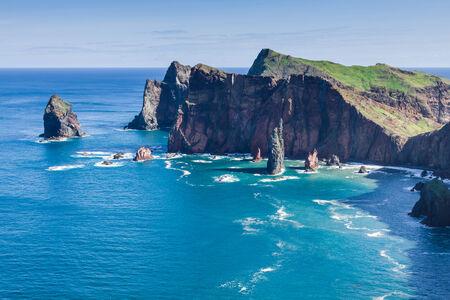 Wschodnim wybrzeżu wyspy Madera? Ponta de Sao Lourenco