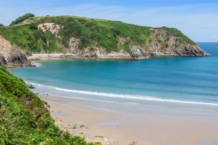 cantabria: Beach of Pechon, Cantabria, Spain
