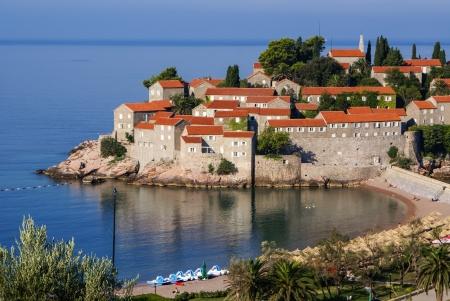 sveti: Sveti Stefan is a islet nearby Budva in Montenegro
