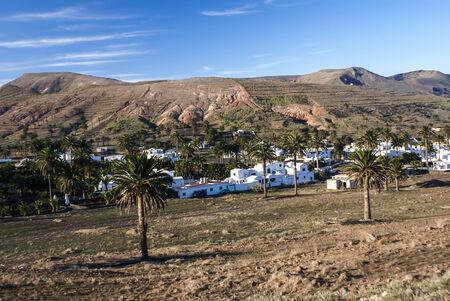 Haria, Lanzarote, Canary Islands, Spain Stock Photo - 26680789