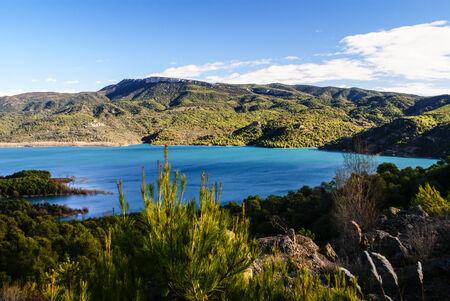 aragon: Mountain Lake in Pyrenees,Huesca,Spain