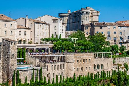 gordes: Gordes medieval village in Southern France (Provence)
