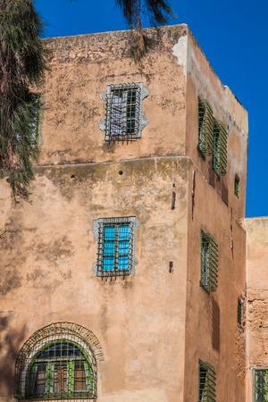 sidi bou said: Sidi Bou Said - typical building Tunisia