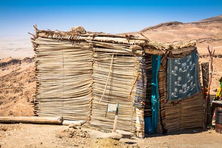 berber: Berber house in Chebika, Tunisia